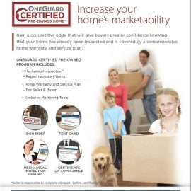 Las Vegas Certified Pre-Owned Home Flyer