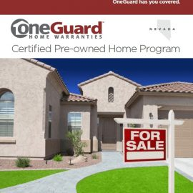 Las Vegas Sample Certified Pre-Owned Home Brochure