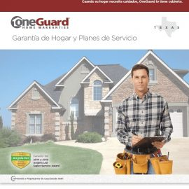 Texas Real Estate Brochure – Spanish