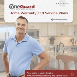 Arizona Home Warranty Brochure