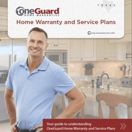 Texas Home Warranty Brochure