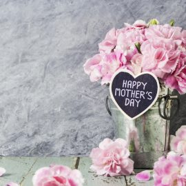 Four Twists on Common Mother's Day Gifts