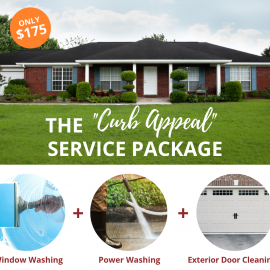 Curb Appeal Service Package (Houston, TX)